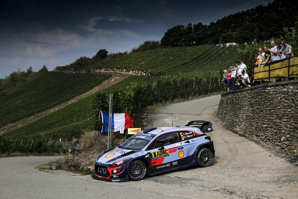 WRC - GERMANY