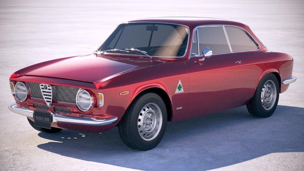 Alfa Romeo Giulia GTA - 1965