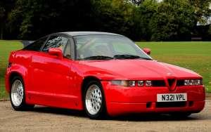 Alfa Romeo SZ - 1989