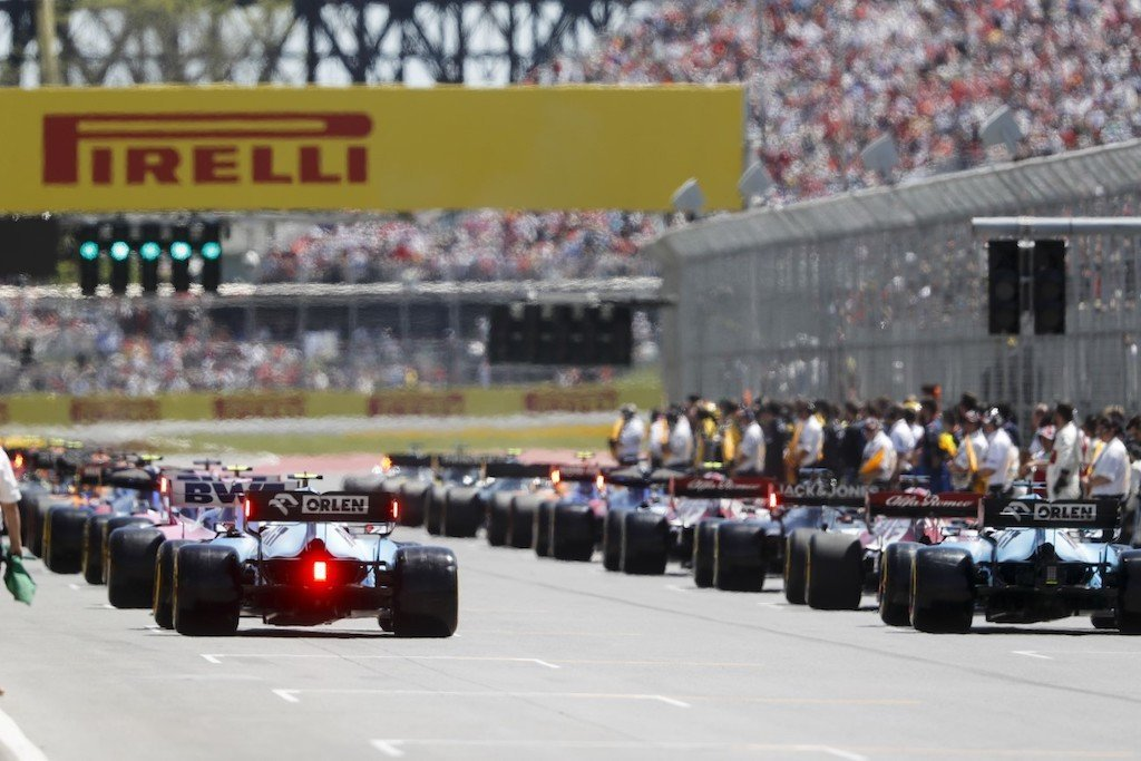 2019 Canadian GP F1