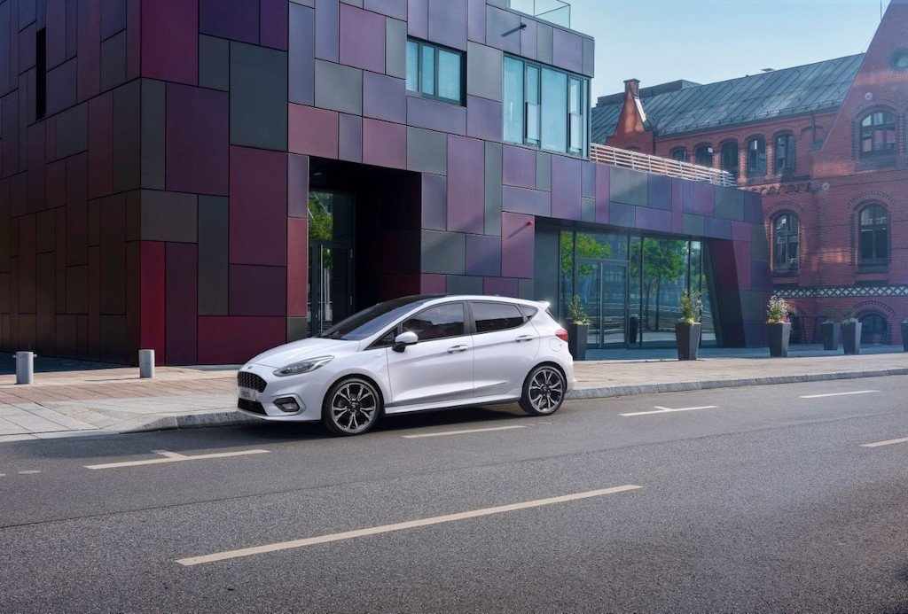 Ford Fiesta Electrified and Upgraded Ford Fiesta – Even Better Fuel Economy, More Fun to Drive and More Technology