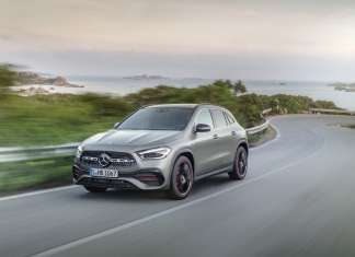 Mercedes-Benz GLA 2019