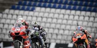 MOTOGP AUSTRIA 6th Round 2020