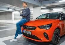 Opel Corsa e Juergen Klopp