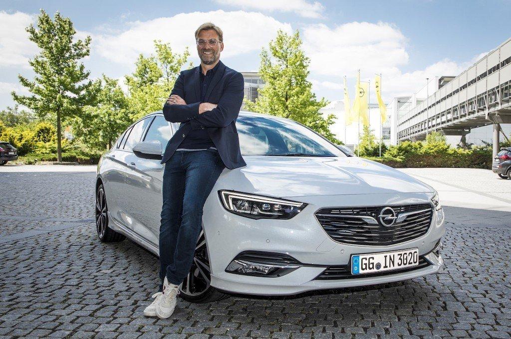 Opel Insignia Grand Sport Juergen Klopp
