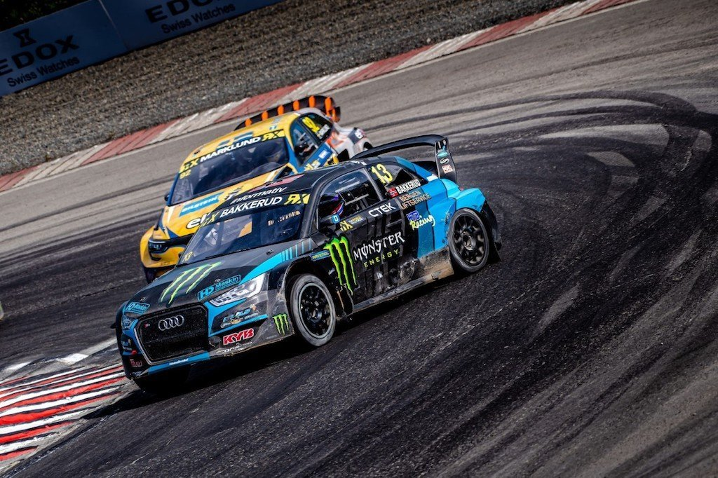 RALLYCROSS 5th RD NORWAY