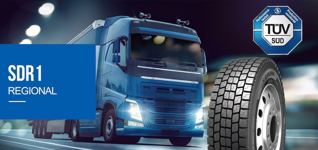 Sailun Tyres - TÜV SÜD Certification