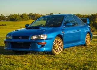Subaru WRX STi 22B