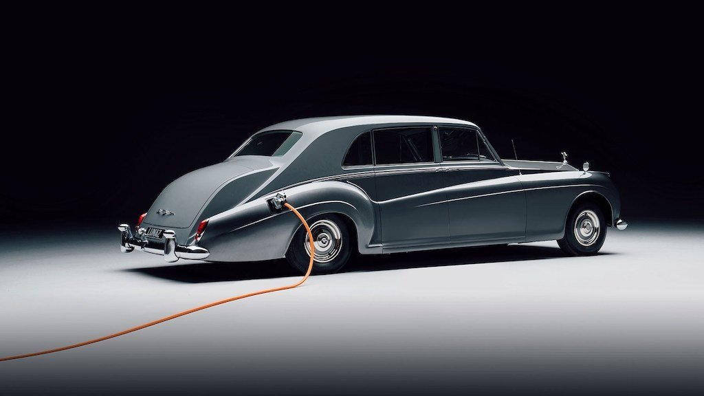 Rolls Royce Phantom V 1961 electric