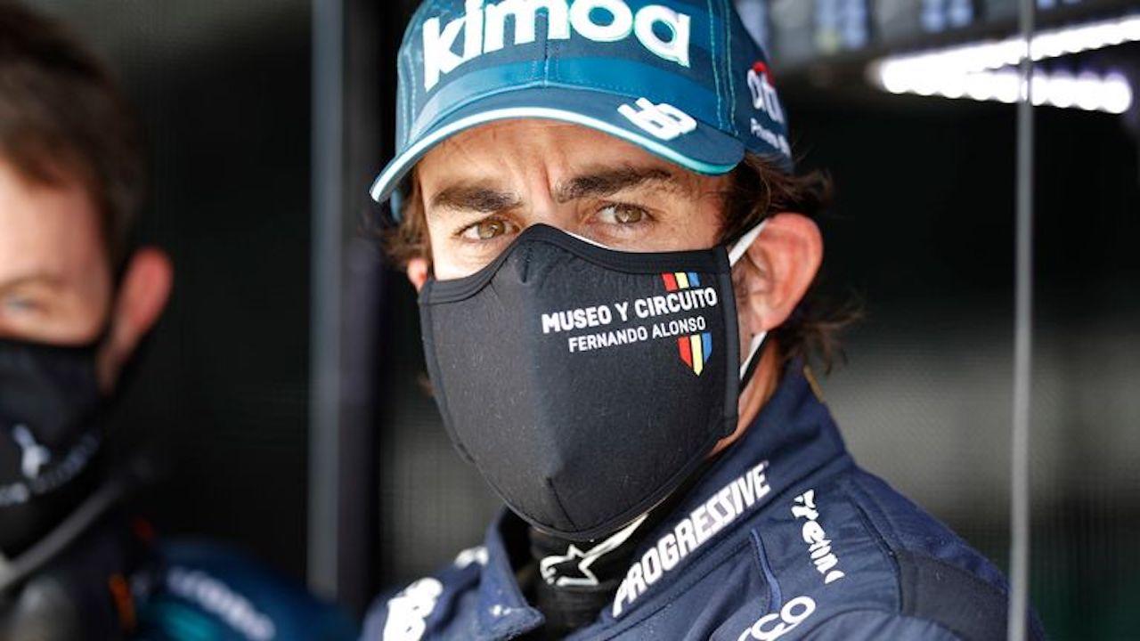 Fernando Alonso Indy 500 2020