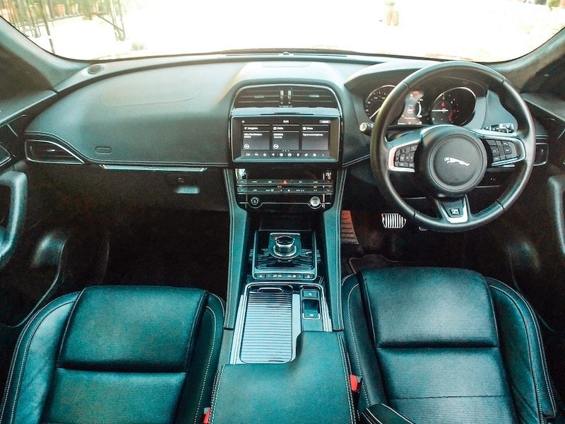 Jaguar F-Pace 2.0 Turbo Diesel 180
