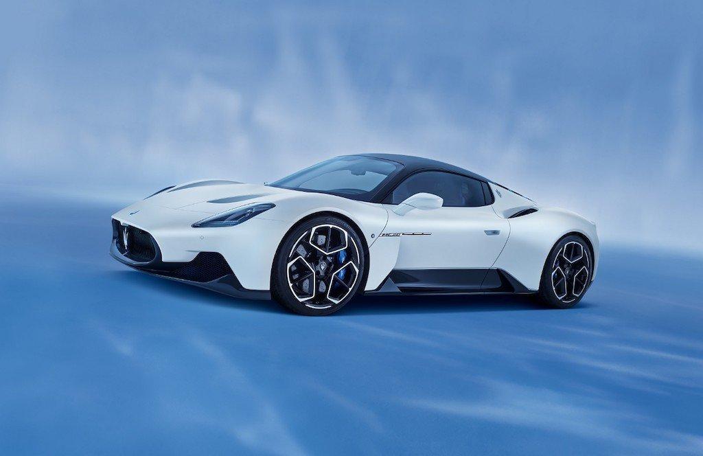2021 Maserati MC20