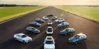 BMW MODEL RANGE