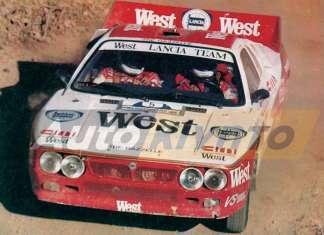 CYPRUS RALLY 1985