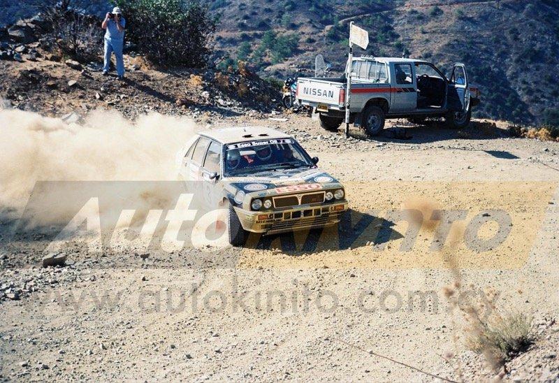 Cyprus Rally 1989