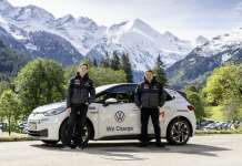 Start of the 20,000-kilometre marathon: testing the long-distance VW ID3