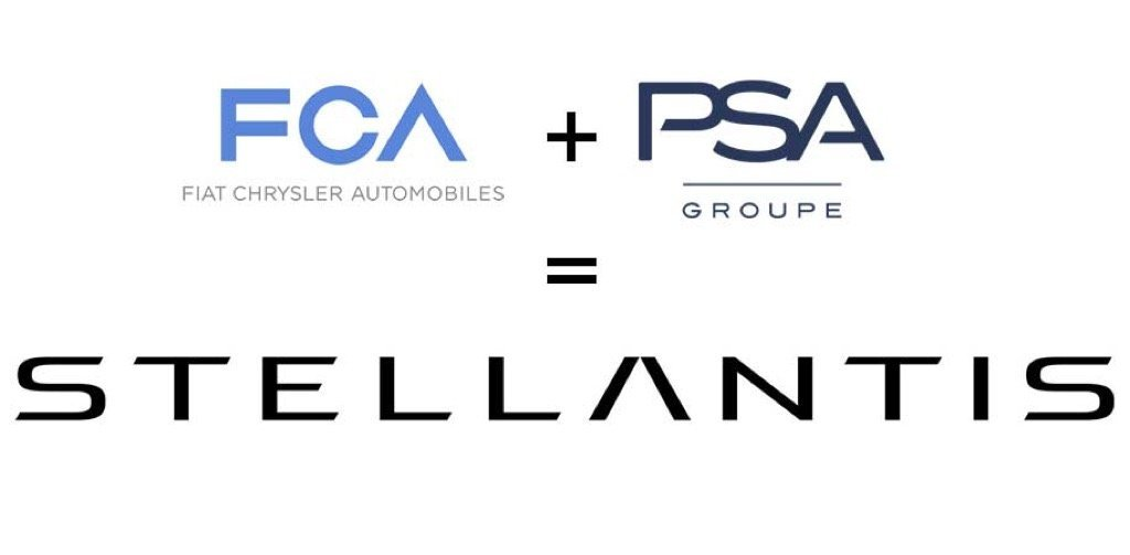 FCA PSA merger Stellantis