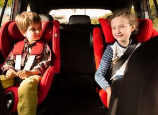 Four full days getting your kids in the car SEAT UNICARS