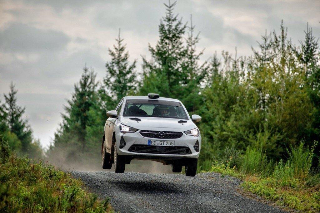 Opel Corsa R4