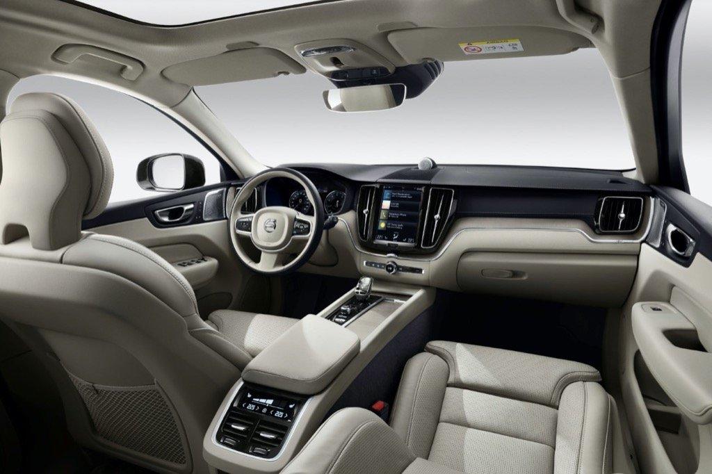 XC60 Interior VOLVO