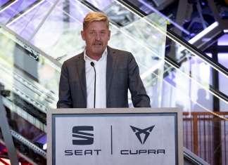 Wayne Griffiths SEAT president