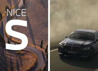 bmw 7 series message to the mercedes benz s class