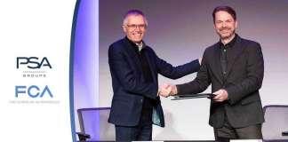 FCA PSA merger Stellantis
