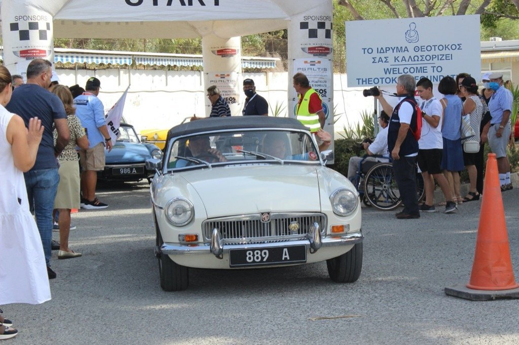 1st  Limassol Anti-Cancer Classic Regularity Challenge
