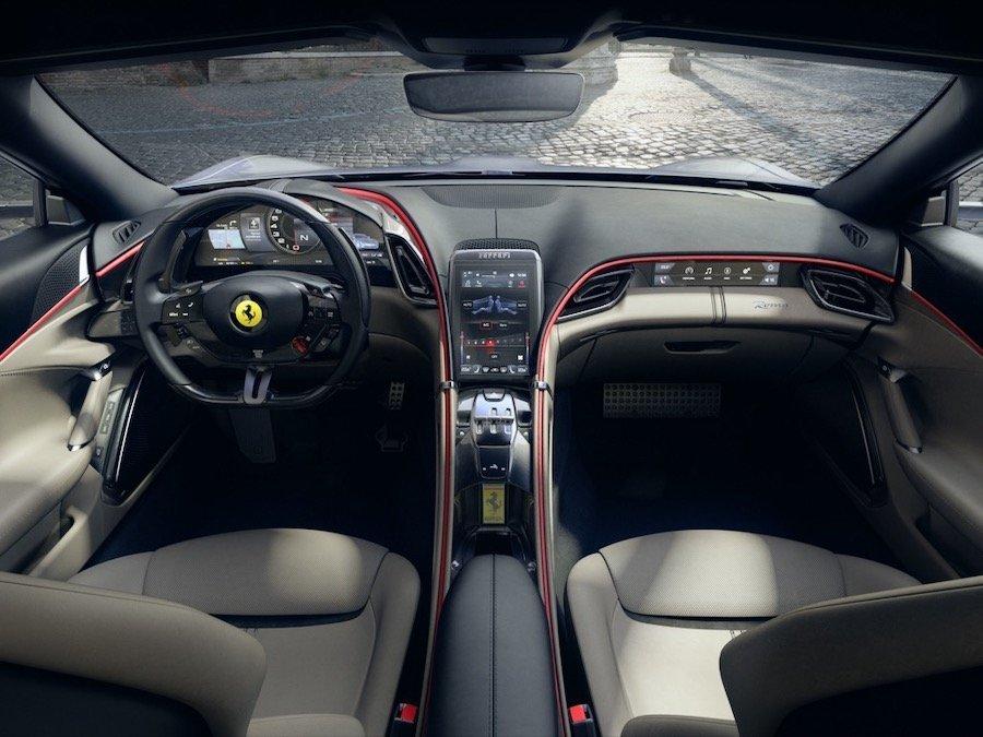 Ferrari Roma MotoTrend Ltd