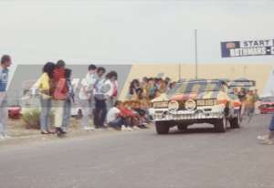1986 Larnaca Airport Sprint