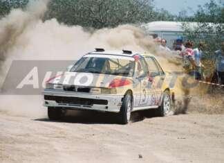 1996 OFA Rallysprint