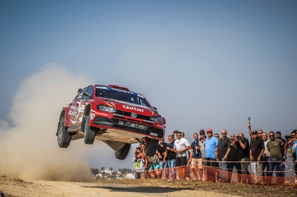 Cyprus Rally 2020 - Itinerary