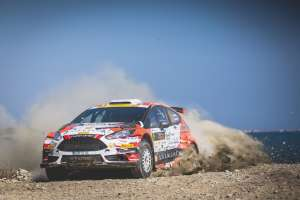 ERC Cyprus Rally 2016