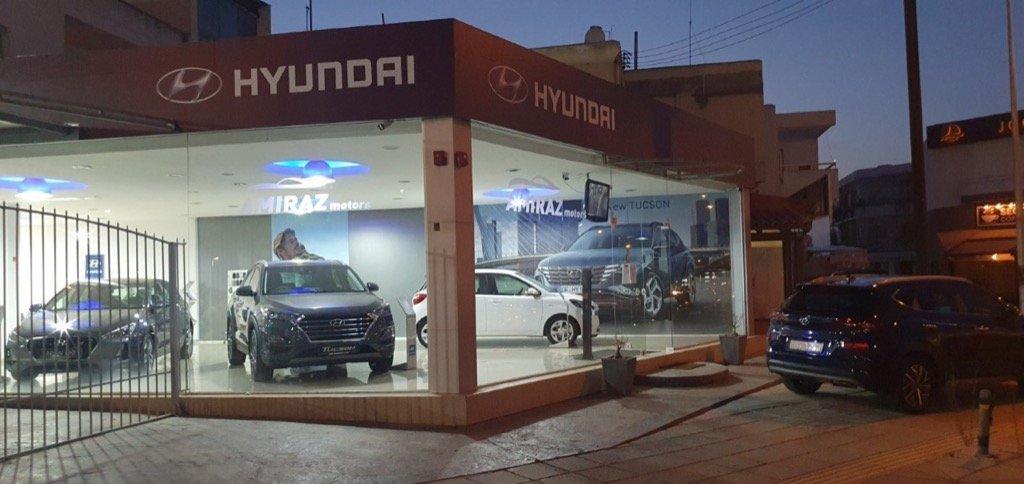HYUNDAI CTC AUTOMOTIVE PARALIMNI