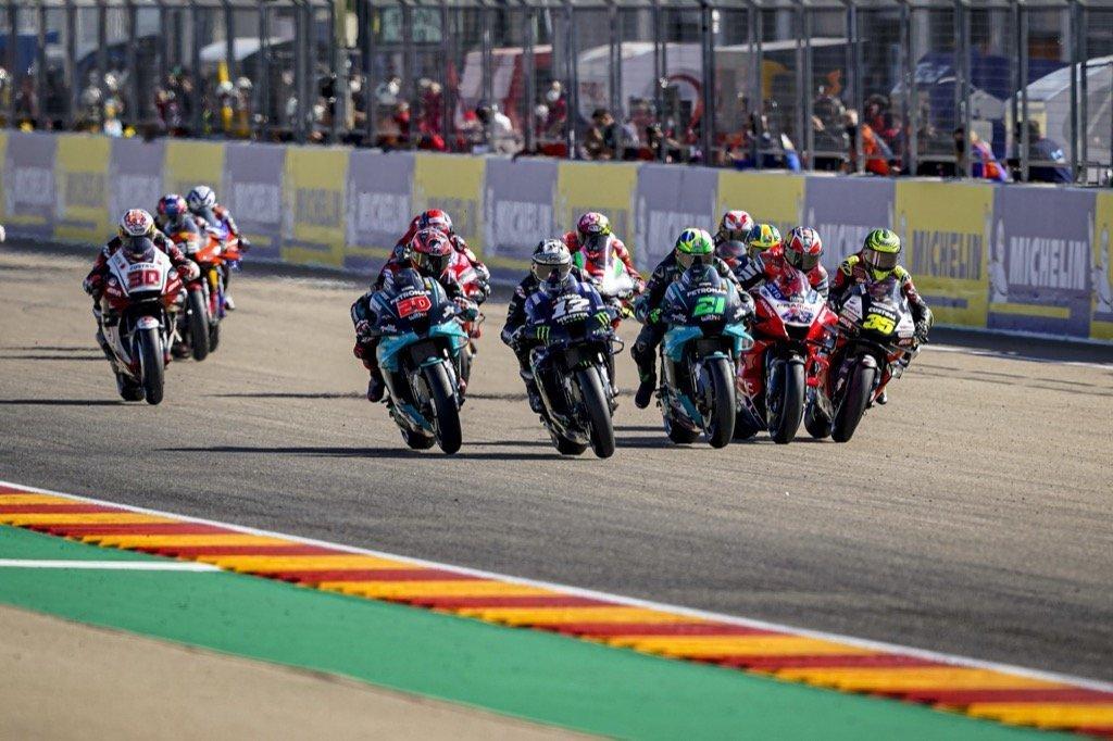 MOTOGP SPAIN-ARAGON 11th Round 2020