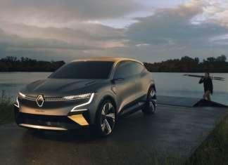 Renault Megane eVision