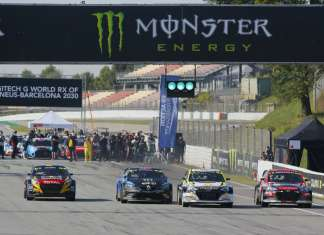 RALLYCROSS 7th & 8th ROUND 2020 SPAIN -1
