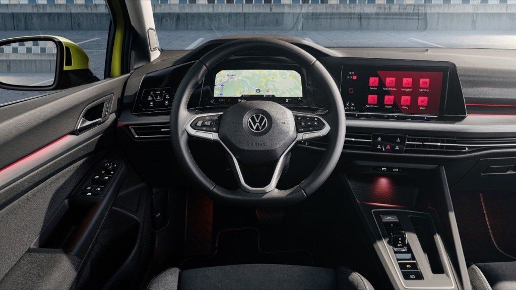 VW GOFL MK8 unicars