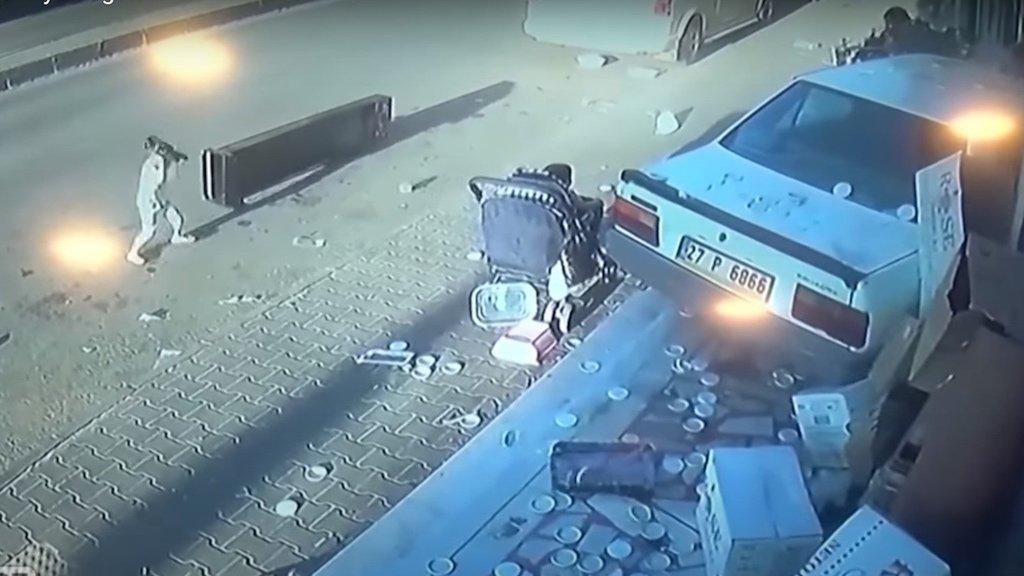 turkey car accident