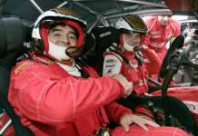 ARMANDO DIEGO MARADONA SEBASTIAN LOEB CITROEN C4 WRC
