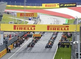 2020 Styrian GP F1