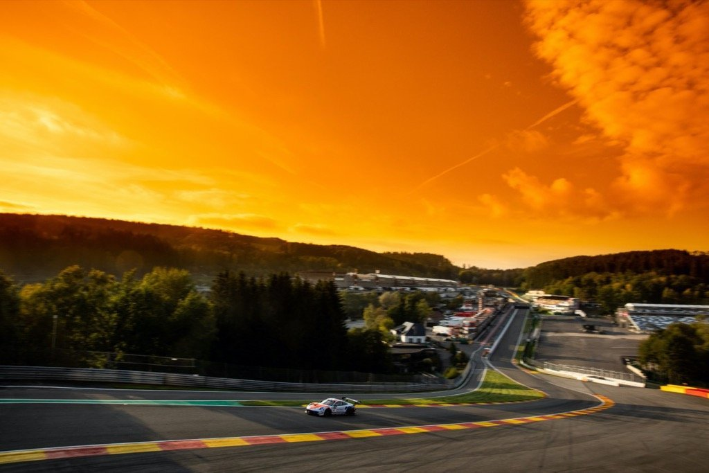 Porsche, 24 Hours of Spa Francorchamps 2019
