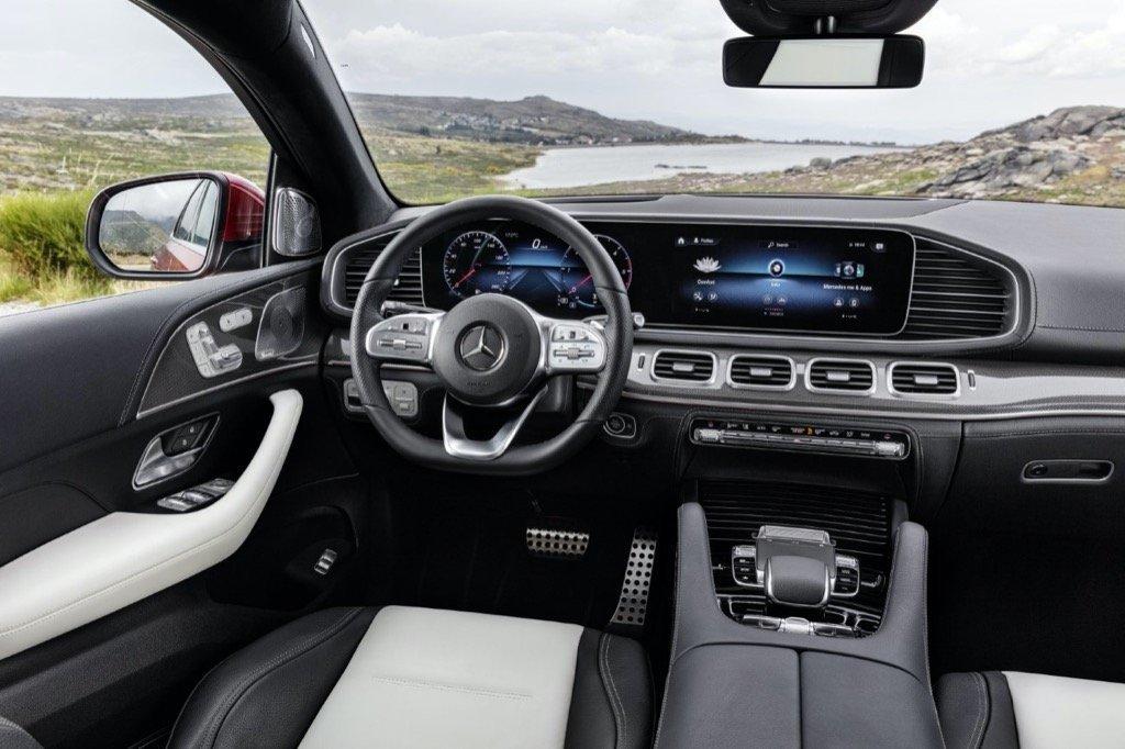 Mercedes-Benz GLE Coupé 2019Mercedes-Benz GLE Coupé 2019