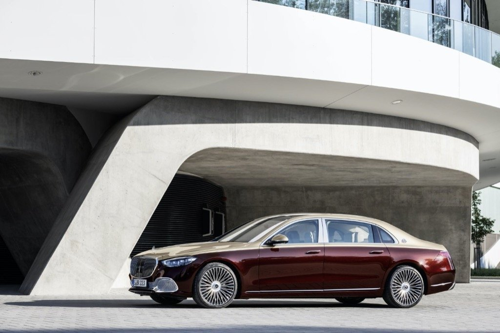 Mercedes-Maybach S 2020