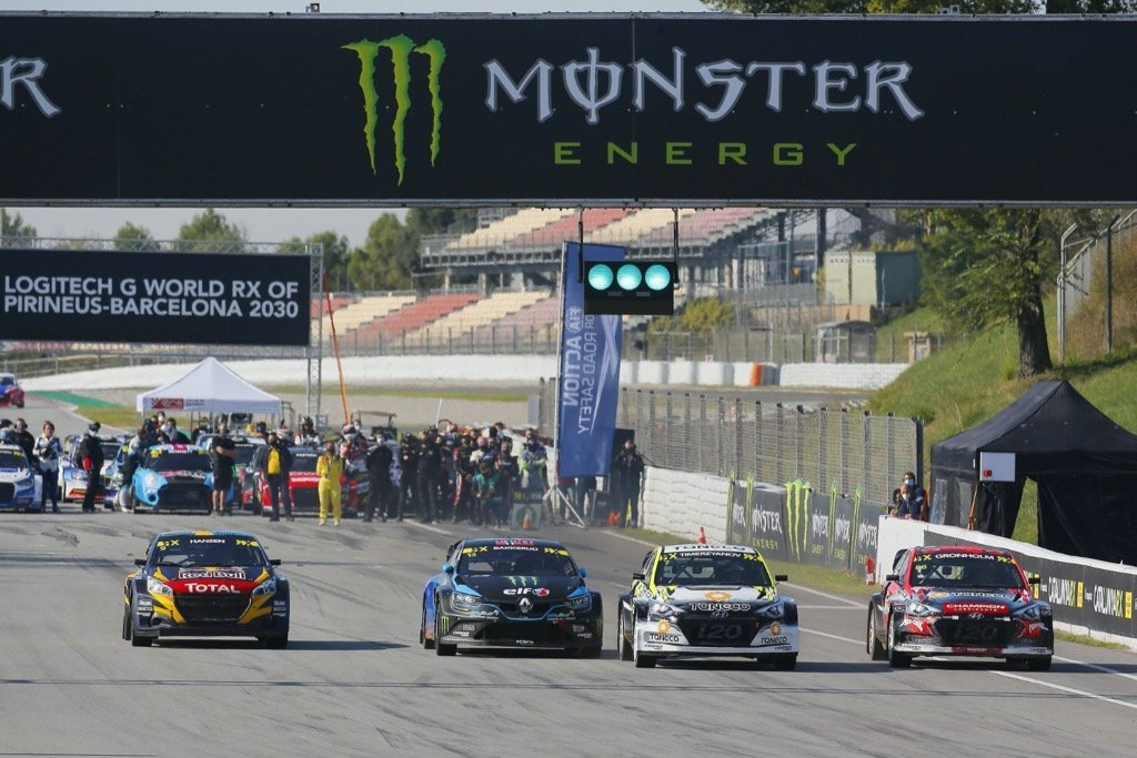 AUTO - FIA WRX 2020 - SWEDEN ROUND WORLD RX