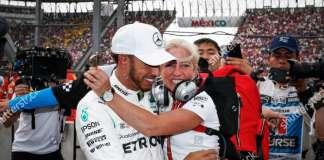 Formula 1 World Championship 2018, Mexico-City - 28 Oct 2018