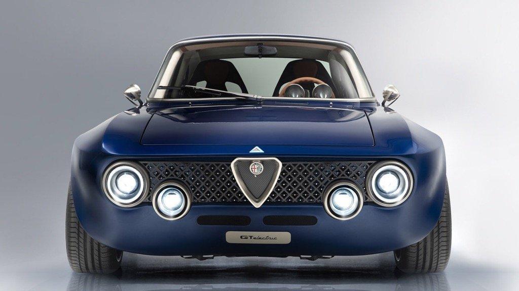 Alfa Romeo Giulia GT EV