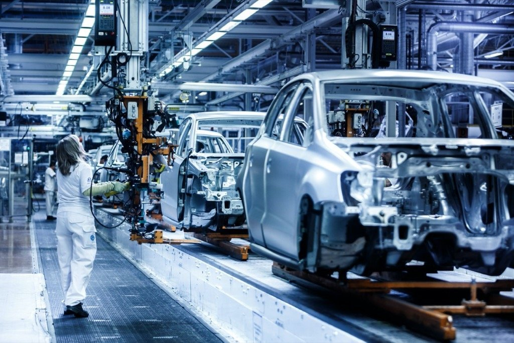 Volkswagen Werk Pamplona