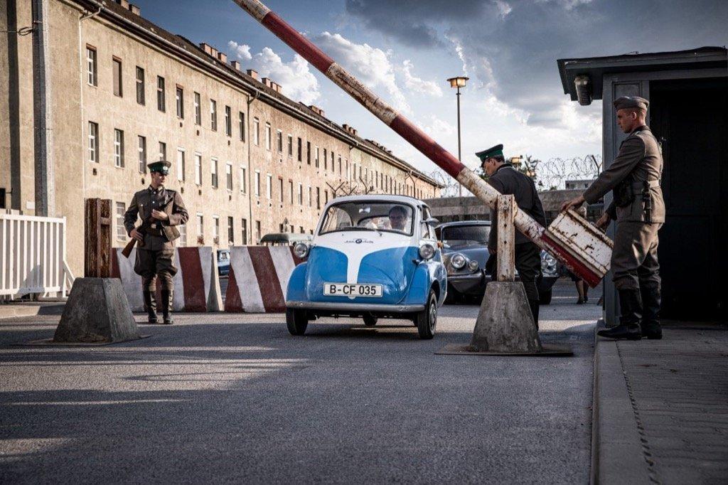 BMW Isetta «The Small Escape»
