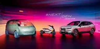 BMW #NEXTGen 2020